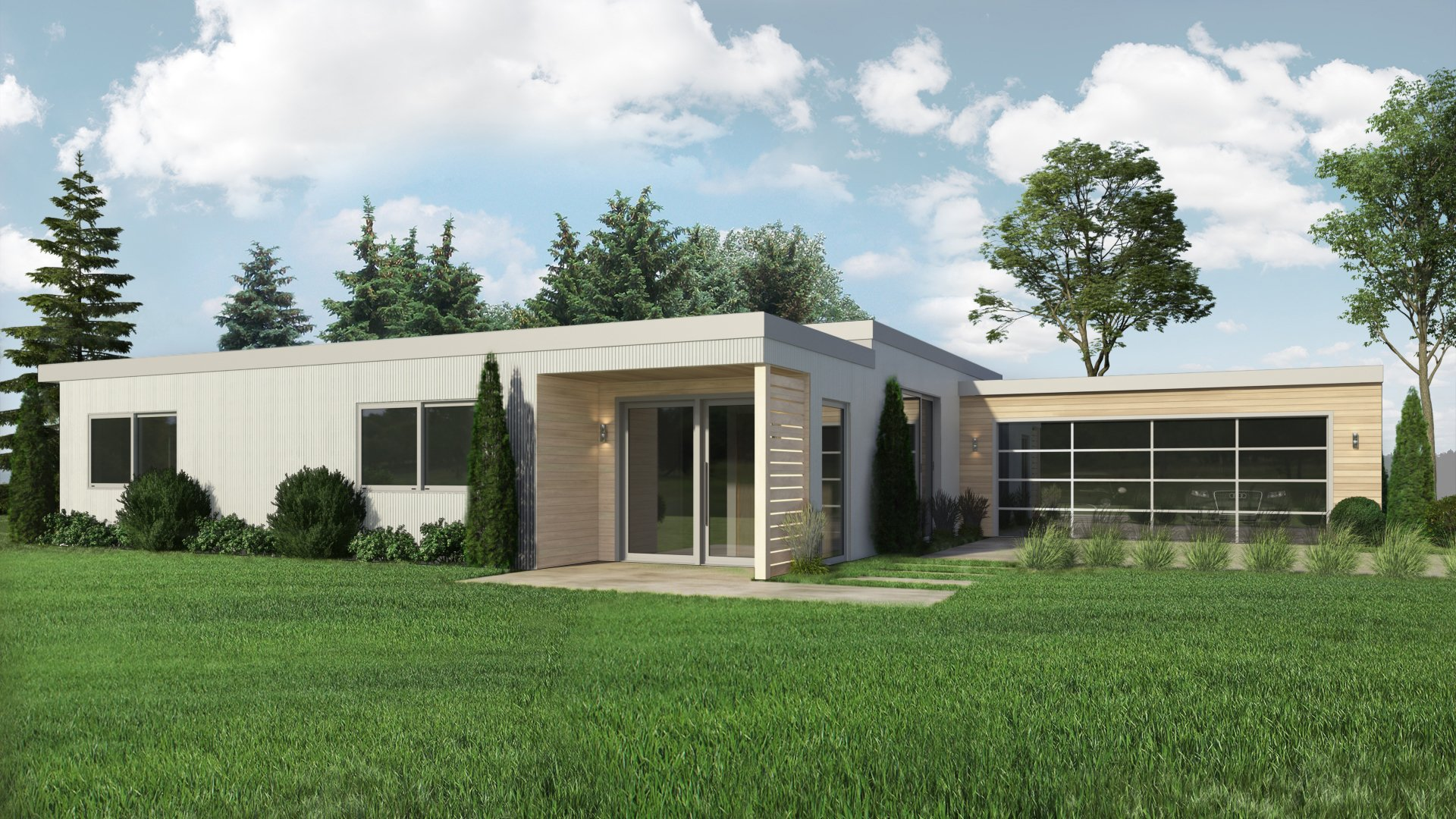 Modern Prefab Homes Washington Wa Modular Houses